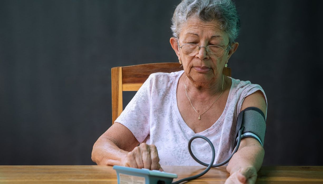 Mann jähriger blutdruck 60 Blutdrucktabelle