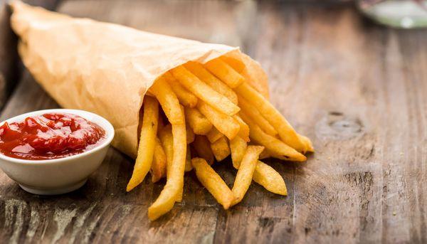 Warum gebratene und frittierte Speisen gefährlich sind