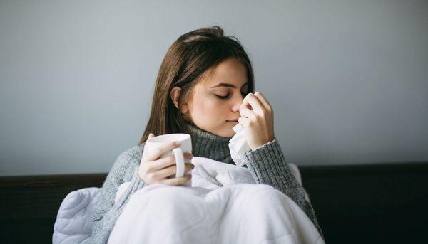 Frauen sind anfälliger für Infektionen als Männer