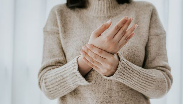 Karpaltunnelsyndrom: Taube und schmerzende Hände