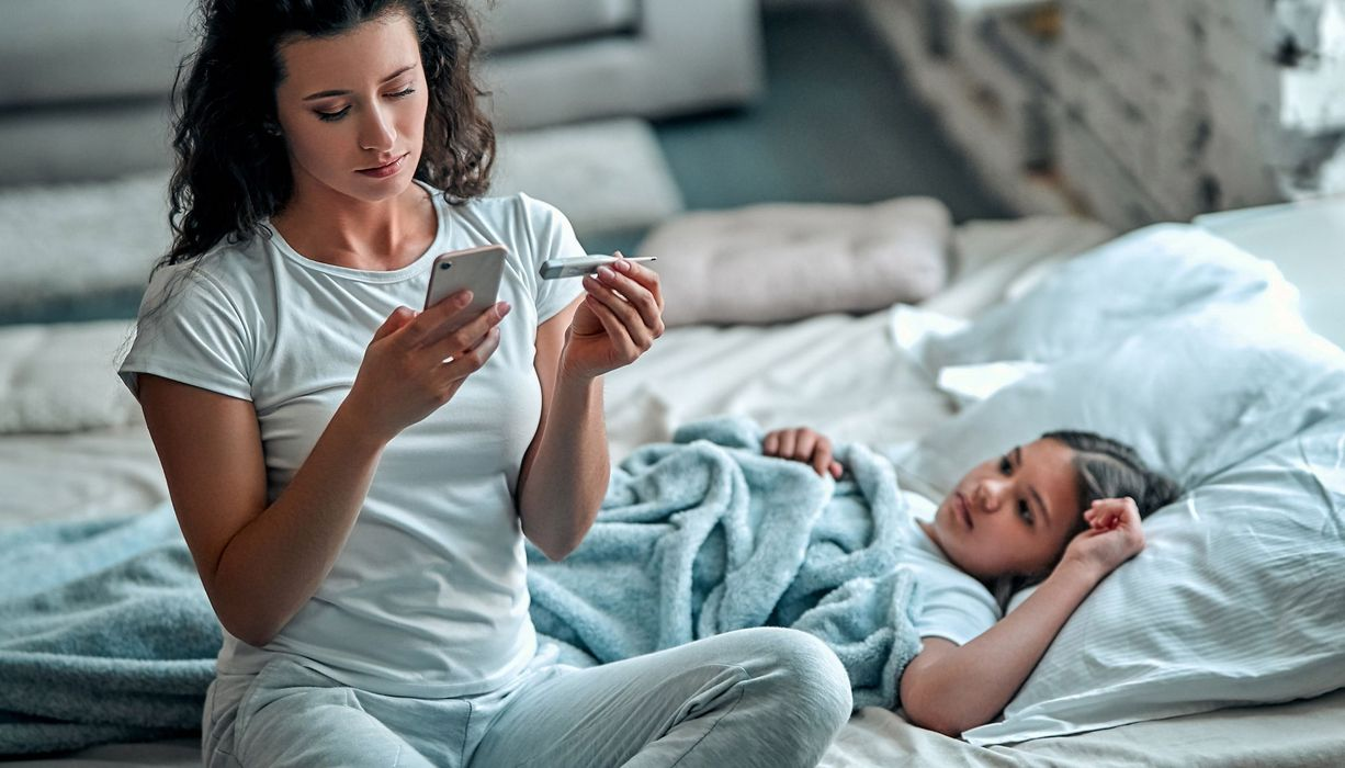 Heiße Tipps zum Fiebermessen | aponet.de