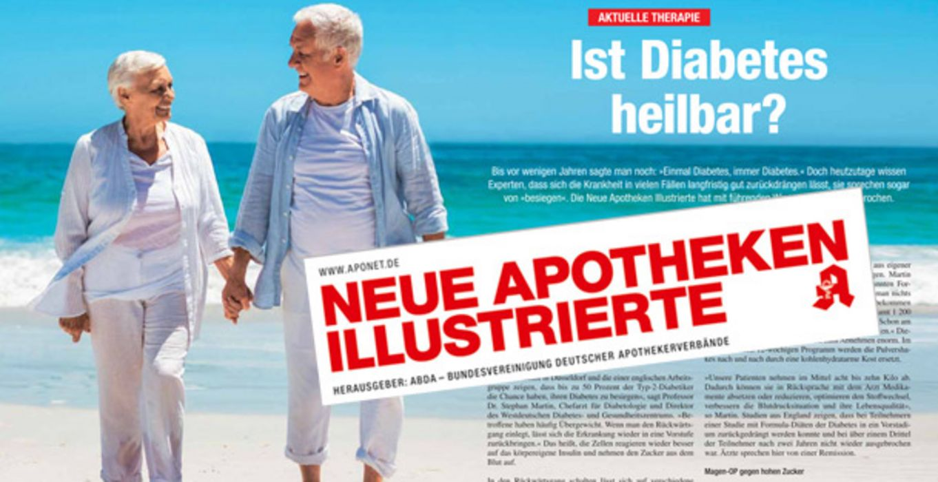 NAI Promo 15.6.2020, Ist Diabetes heilbar?
