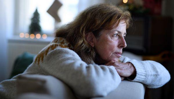 Depression: Im Alter spielen Risikofaktoren keine große Rolle