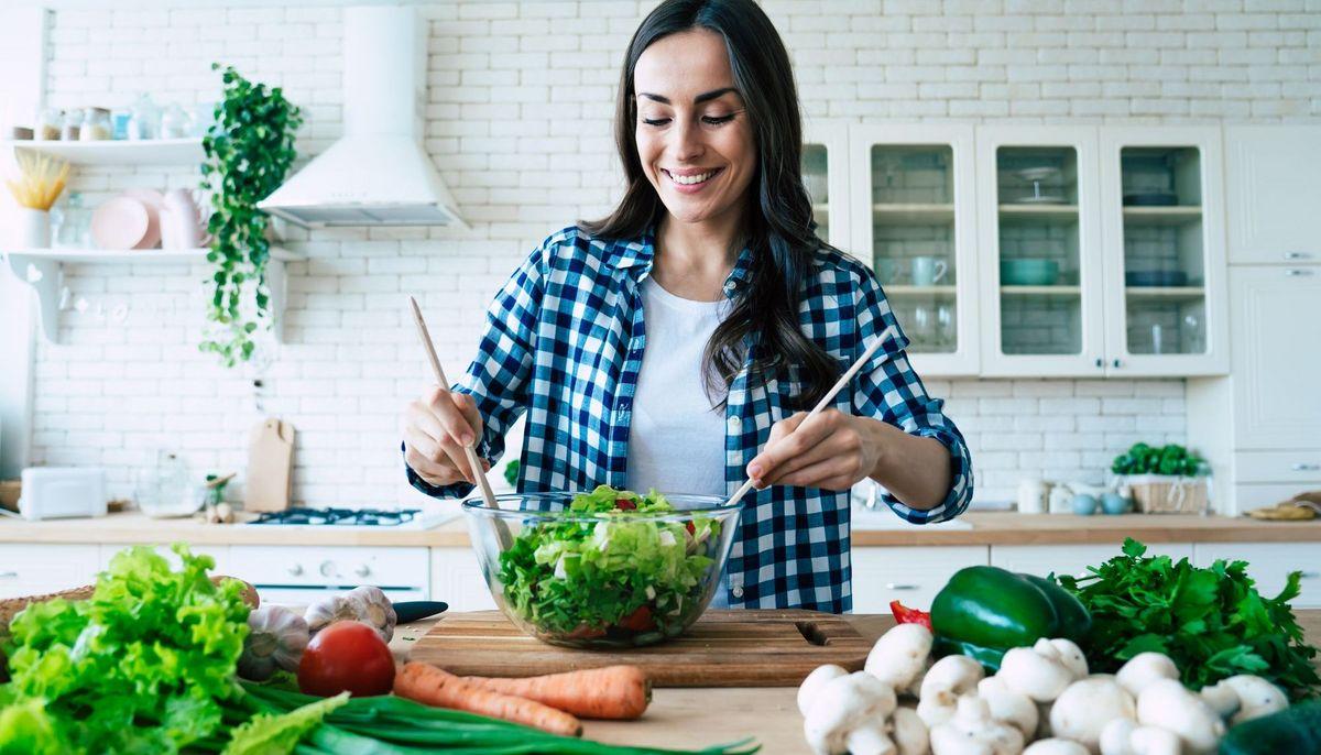 Weniger Stress mit mehr Obst und Gemüse | aponet.de