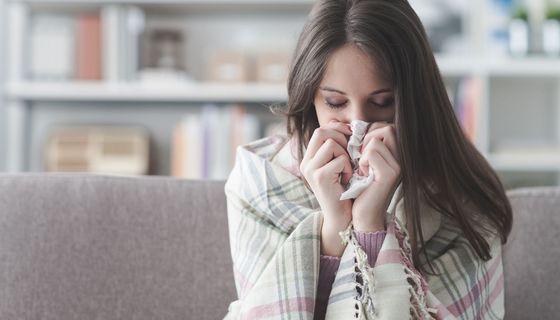 Aktuelle Erkältung