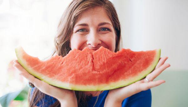 Obst, Gemüse und Sport machen glücklich