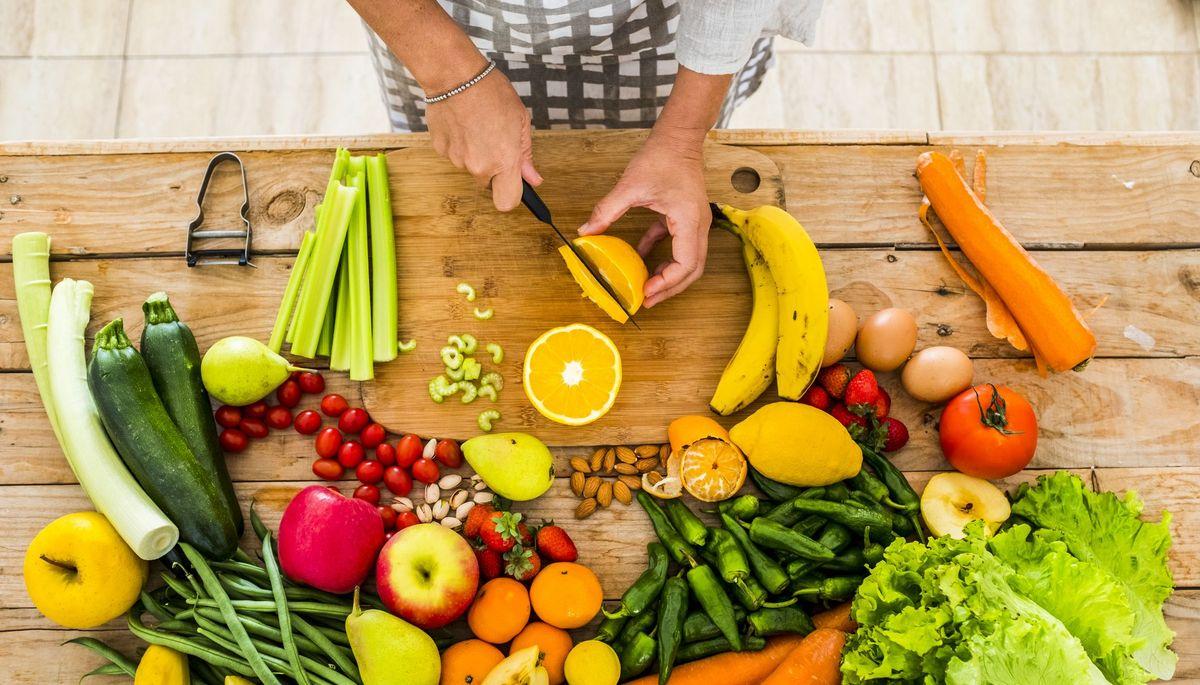 5 Portionen Obst und Gemüse pro Tag verlängern das Leben - aponet.de