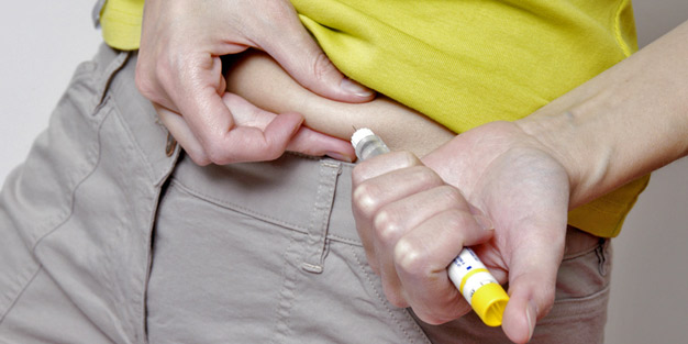 Diabetes typ 2 abnehmen spritze